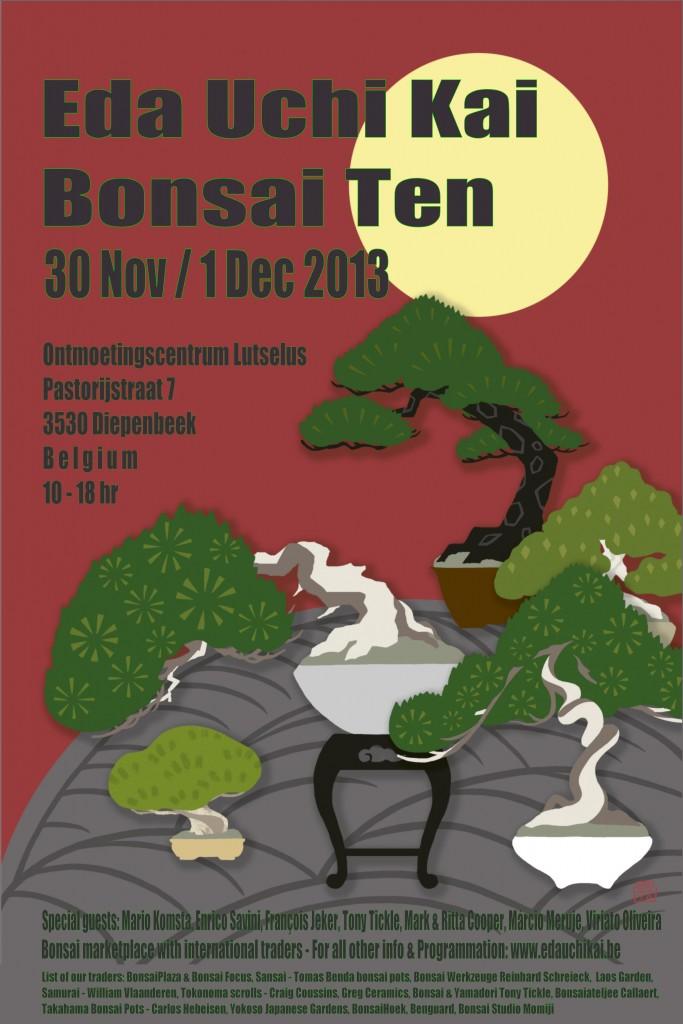 EUK Ten 2013 nieuwe affiche met handelaars
