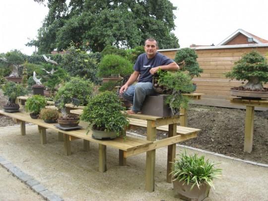 Bonsai studio momiji jean paul polmans for Paul s garden studios