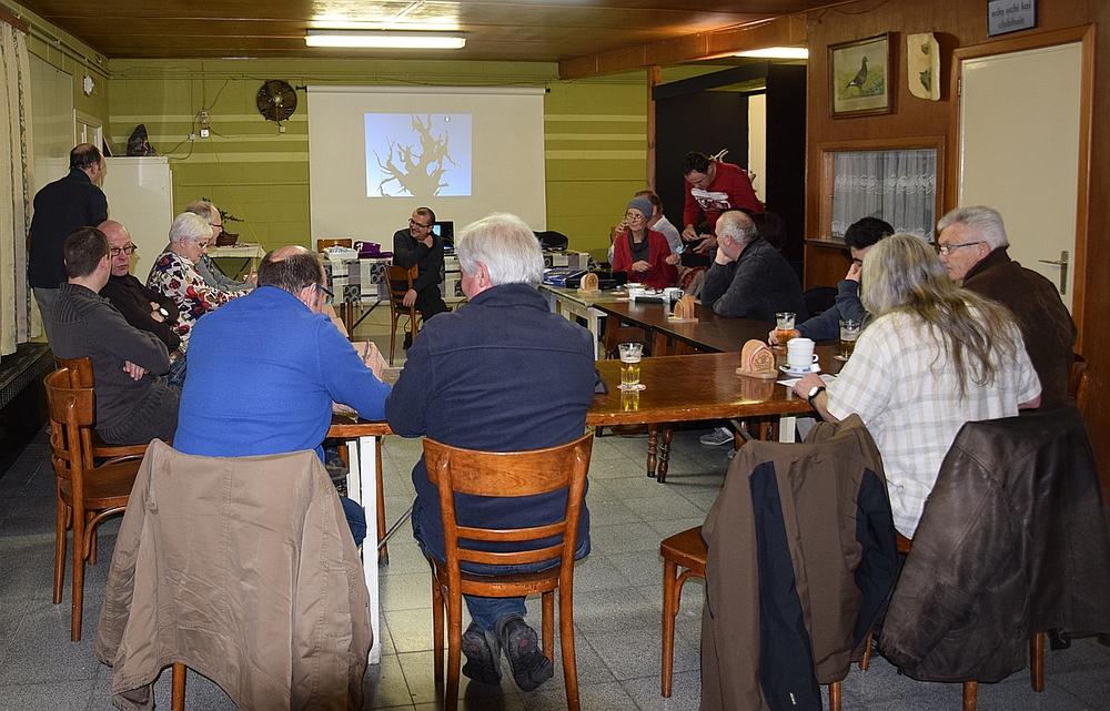 EUK vergadering 2 maart 2015 - Lezing Bristlecone pines 005