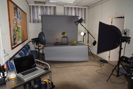EUK Werkweekend & Fotoshoot 7 en 8 nov 2015 fotostudio