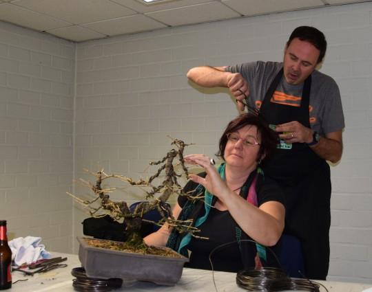 EUK Werkweekend & Fotoshoot 7 en 8 nov 2015 kapper Marinko